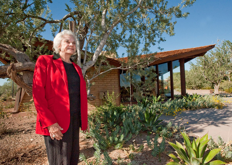 Sandra Day O'Connor House added to National Register of Historic Places