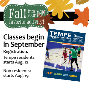 Fall Opportunities Brochure