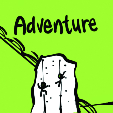 Sticker-Adventure