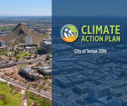 Climate Action plan logo