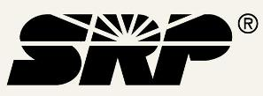 SRP logo B&W