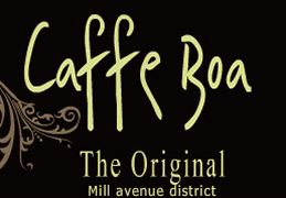 caffe boa tempe logo