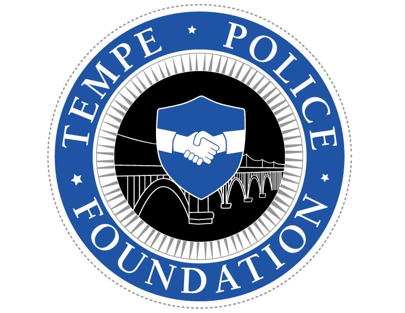 Tempe Police Foundation Logo