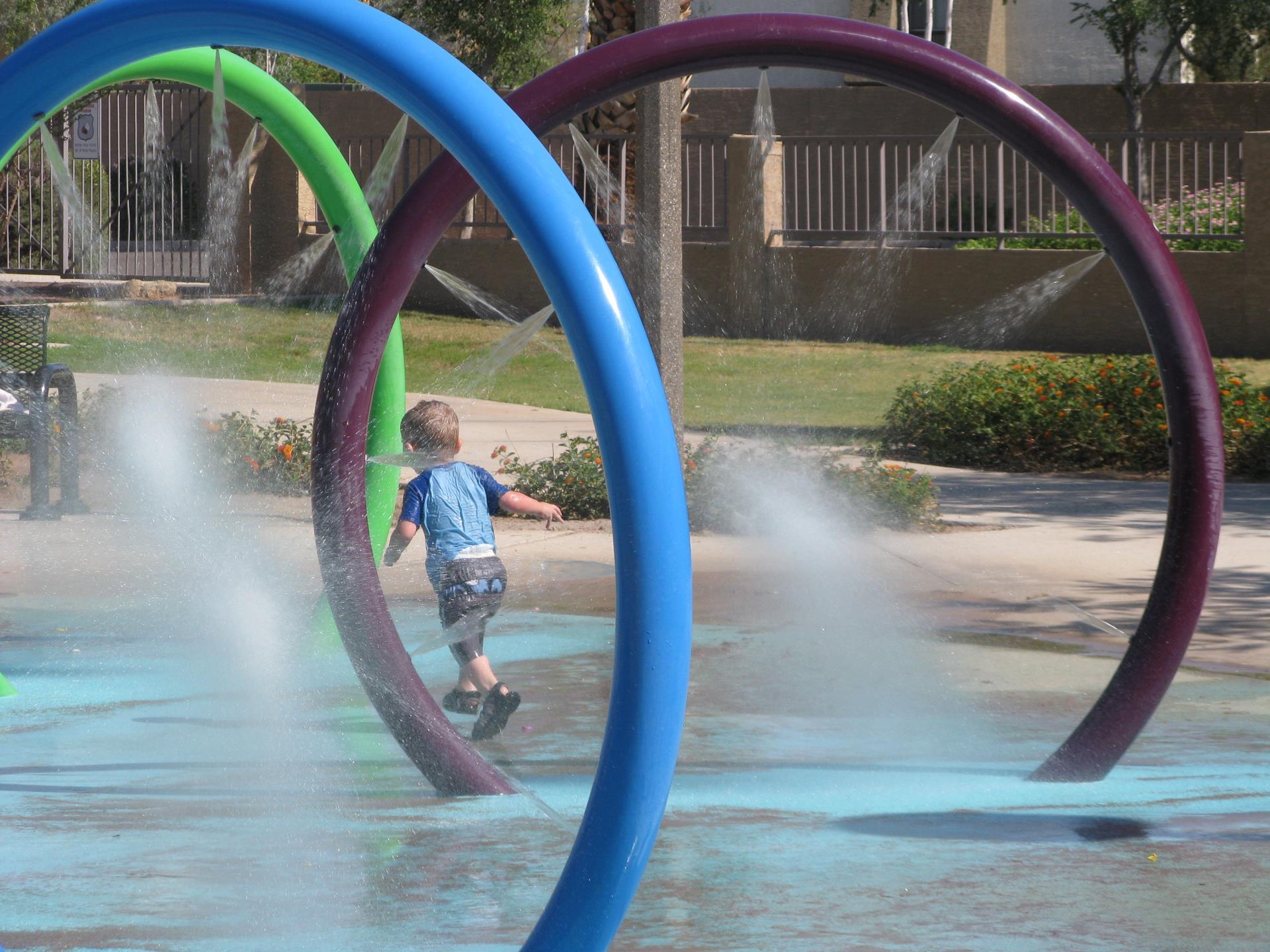 hudson splash
