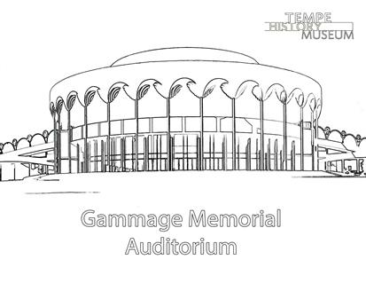Coloring Page - Gammage Thumbnail